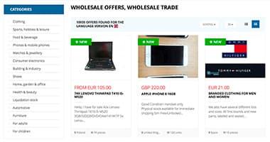 Prezentarea transparentă a produselor în catalog
